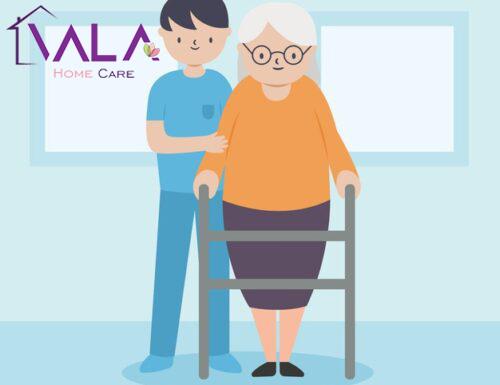 خواص پیاده روی برای سالمندان