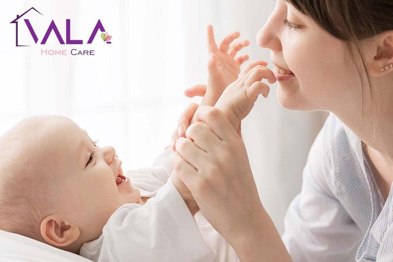 اصول مراقبت از نوزاد